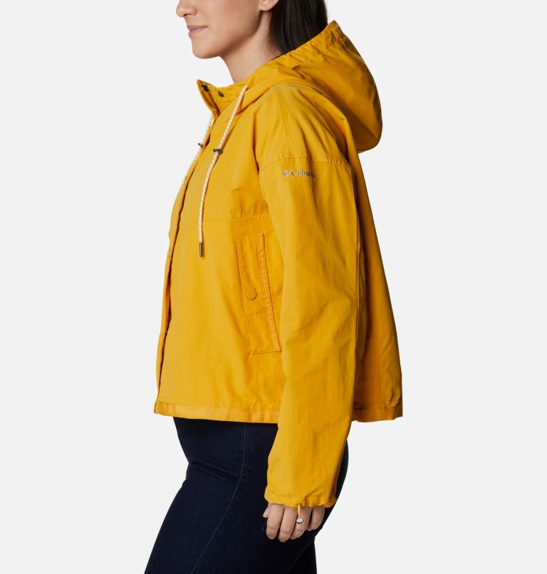 Day Trippin'™ Crop Jacket | 790 | M Manteau court Day Trippin'™ pour femme, Bright Gold, a1