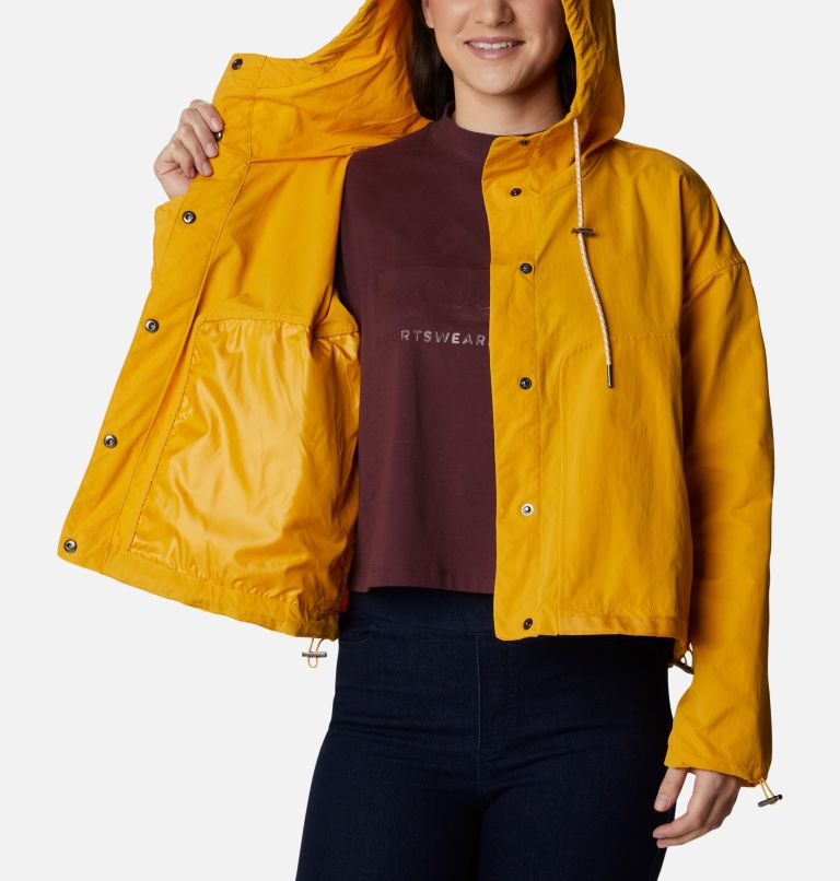 Day Trippin'™ Crop Jacket | 790 | M Manteau court Day Trippin'™ pour femme, Bright Gold, a3