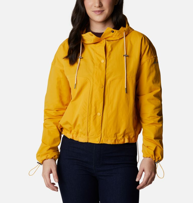 Day Trippin'™ Crop Jacket | 790 | L Manteau court Day Trippin'™ pour femme, Bright Gold, a6