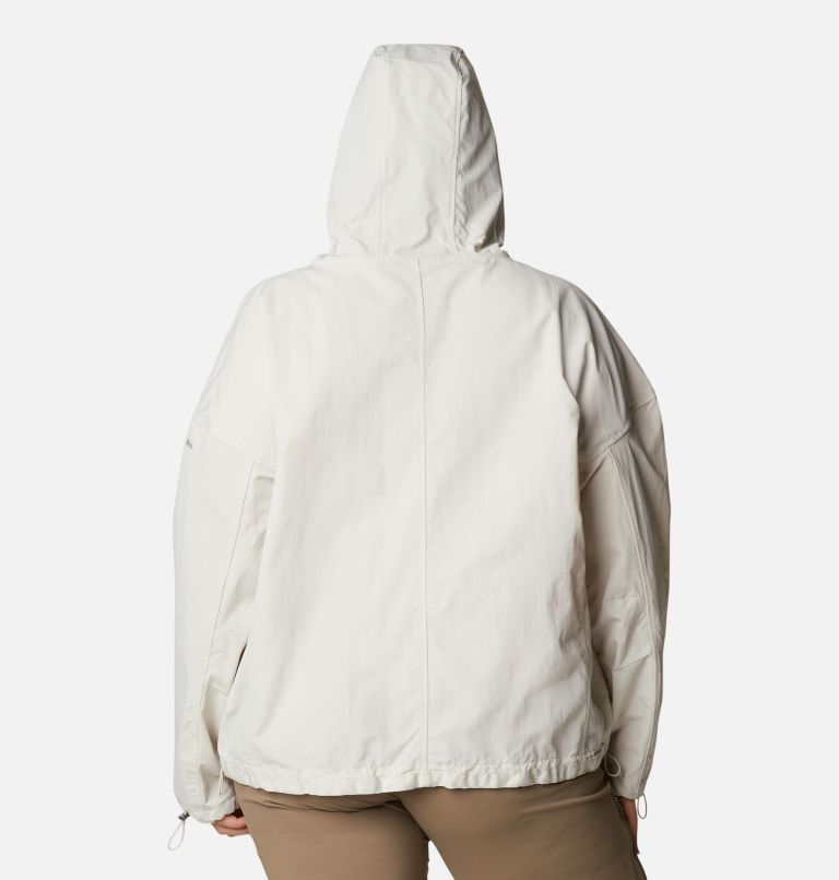 Women's Day Trippin'™ Crop Jacket - Plus Size Women's Day Trippin'™ Crop Jacket - Plus Size, back