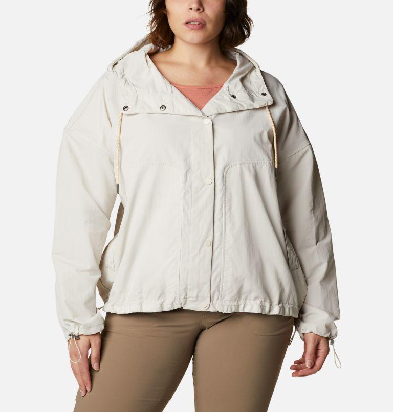 Women's Day Trippin'™ Crop Jacket - Plus Size Women's Day Trippin'™ Crop Jacket - Plus Size, front