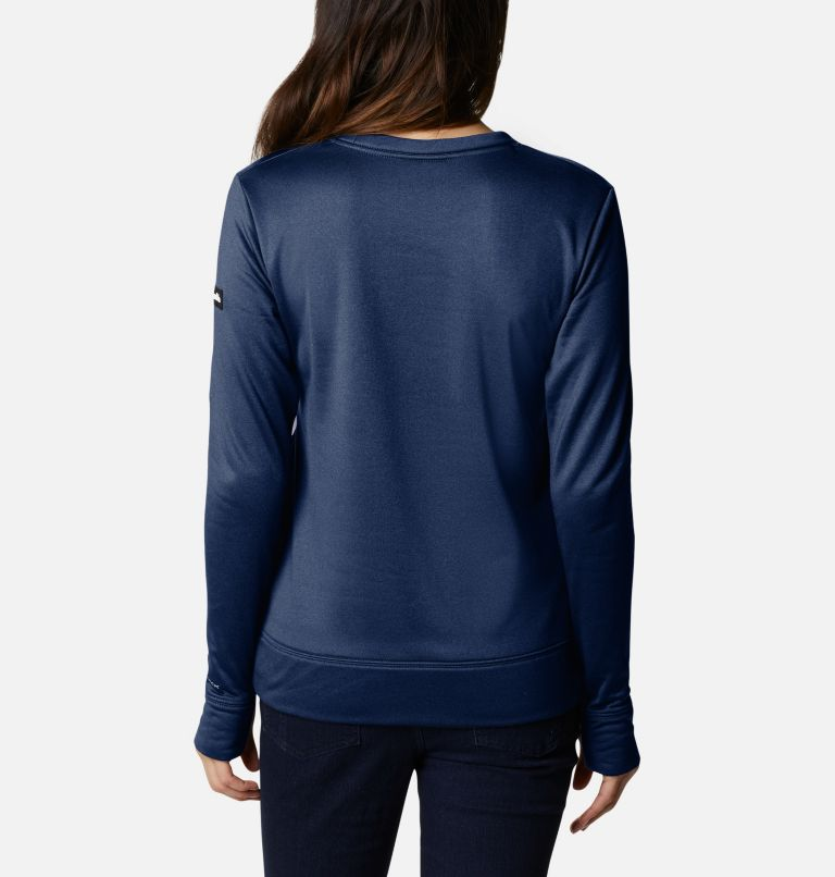 Women's Windgates™ Tech Fleece Pullover Women's Windgates™ Tech Fleece Pullover, back
