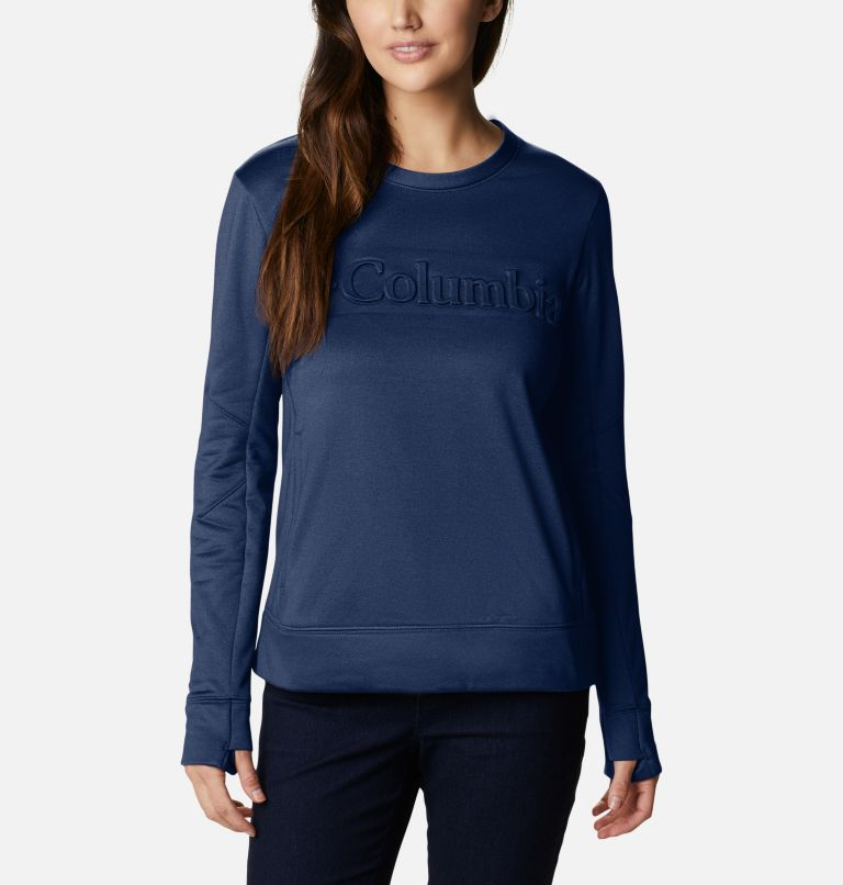 Women's Windgates™ Tech Fleece Pullover Women's Windgates™ Tech Fleece Pullover, front