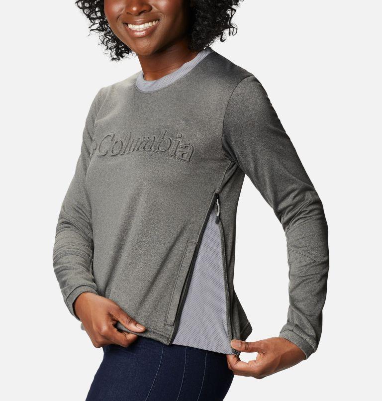 Sweat-shirt Technique en Molleton Windgates™ Femme Sweat-shirt Technique en Molleton Windgates™ Femme, a4