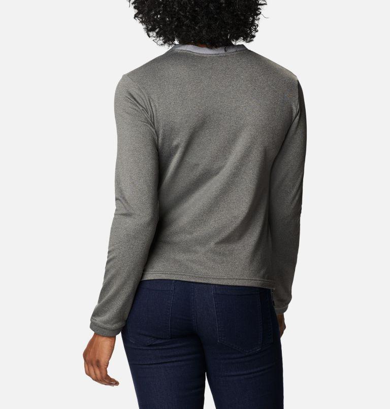 Sweat-shirt Technique en Molleton Windgates™ Femme Sweat-shirt Technique en Molleton Windgates™ Femme, back