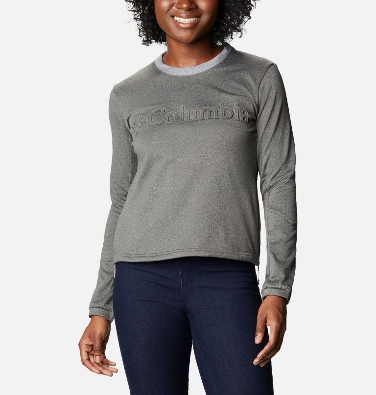 Women's Windgates™ Tech Fleece Sweatshirt Women's Windgates™ Tech Fleece Sweatshirt, front