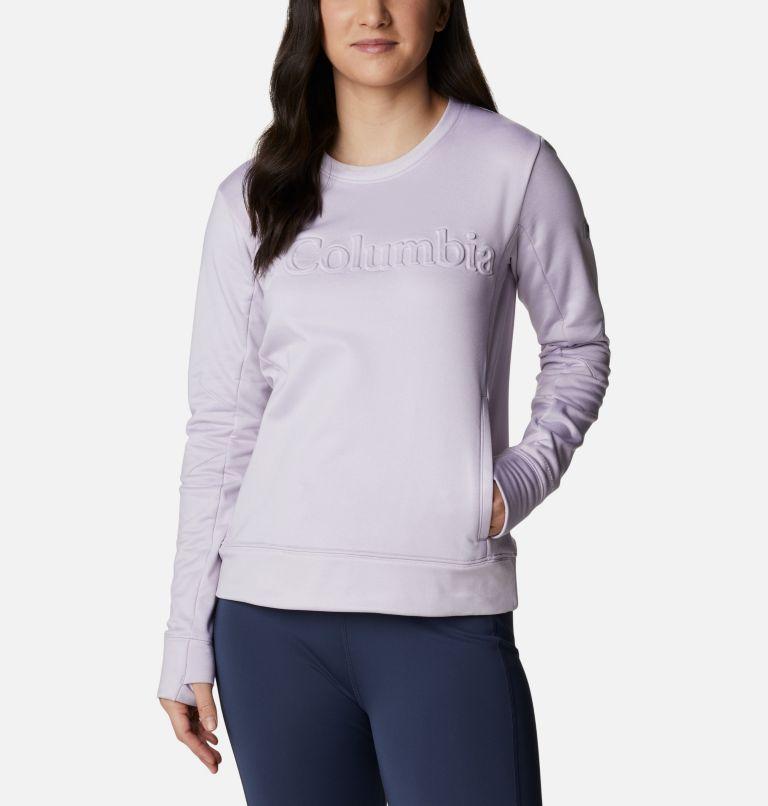 Sweat-shirt Technique en Molleton Windgates™ Femme Sweat-shirt Technique en Molleton Windgates™ Femme, front