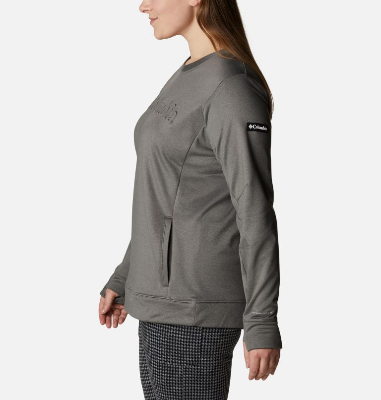 Women's Windgates™ Tech Fleece Pullover - Plus Size Women's Windgates™ Tech Fleece Pullover - Plus Size, a1