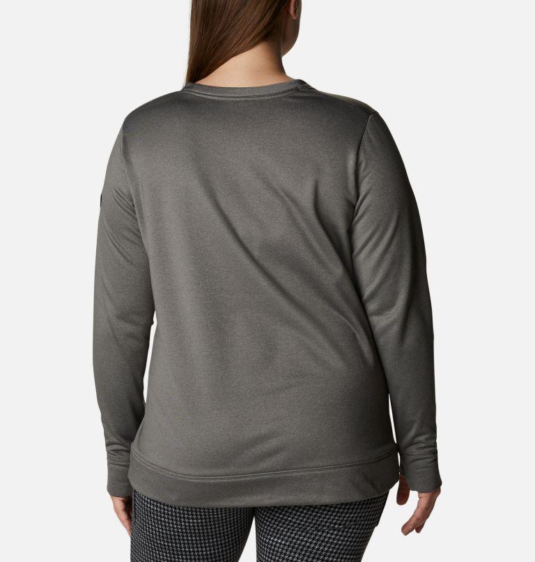 Women's Windgates™ Tech Fleece Pullover - Plus Size Women's Windgates™ Tech Fleece Pullover - Plus Size, back