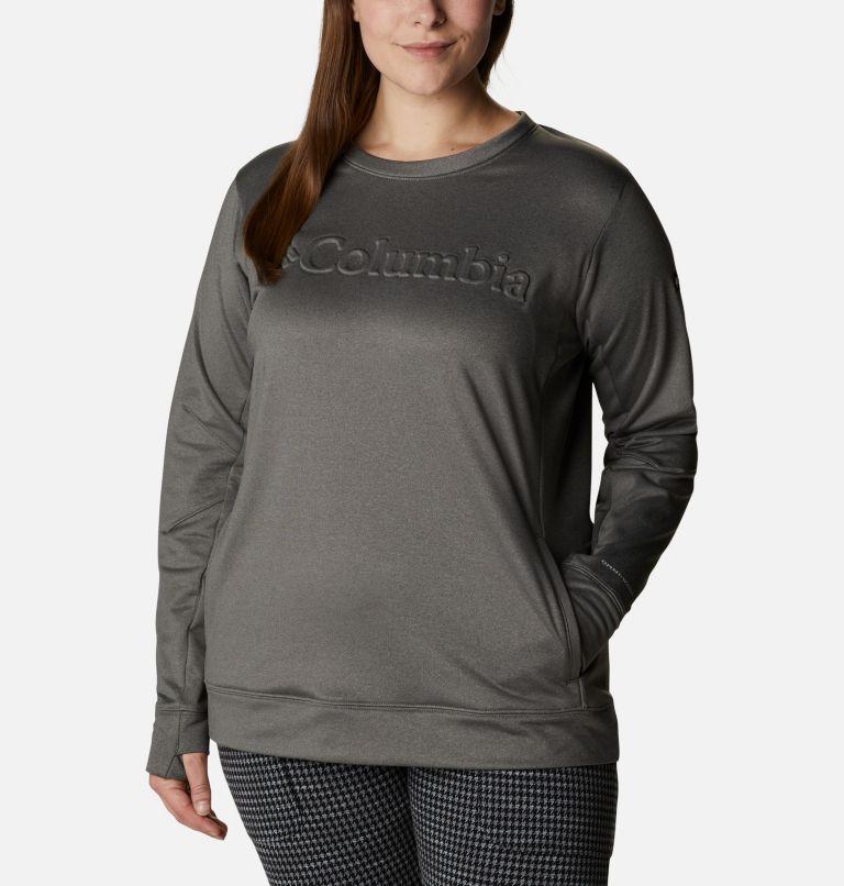 Chandail en laine polaire Windgates™ Tech pour femme - Grandes tailles Chandail en laine polaire Windgates™ Tech pour femme - Grandes tailles, front