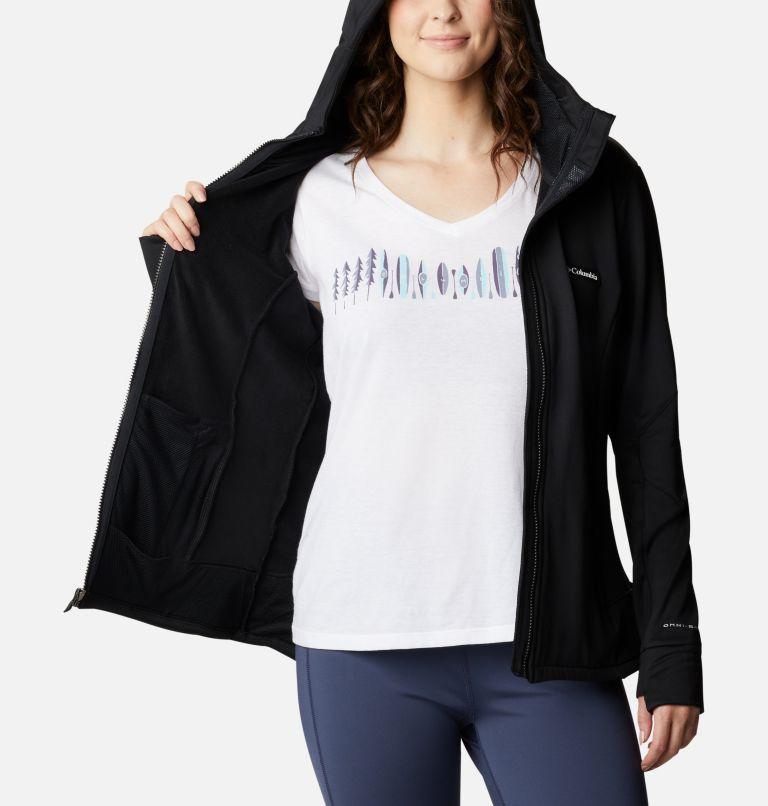 Windgates™ Tech Fleece FZ | 010 | M Women's Windgates™ Tech Full Zip Fleece, Black, a3
