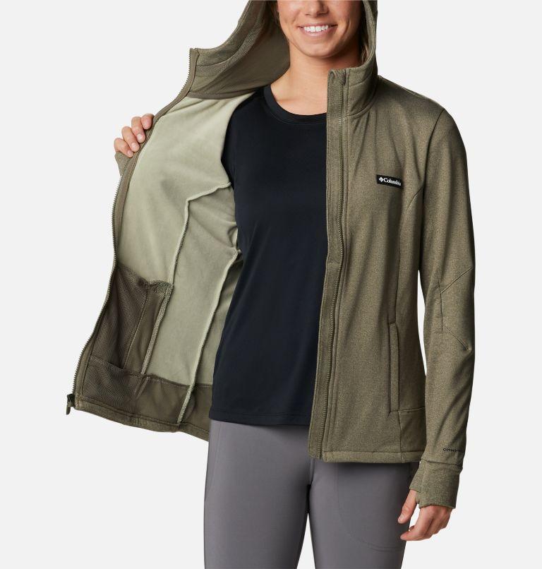 Women's Windgates™ Tech Full Zip Fleece Women's Windgates™ Tech Full Zip Fleece, a3