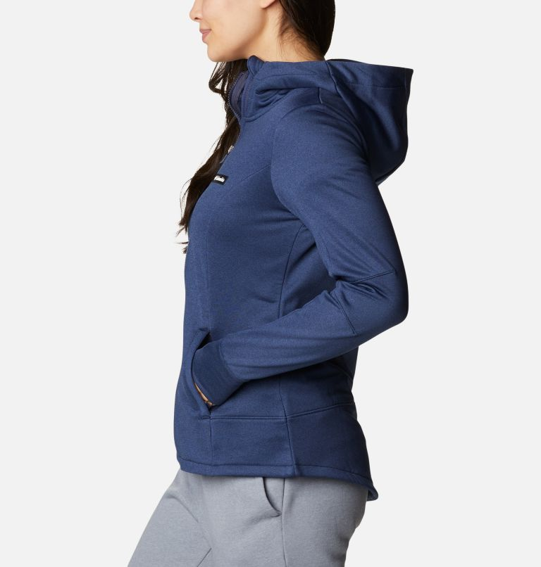 Windgates™ Tech Fleece Hoodie für Frauen Windgates™ Tech Fleece Hoodie für Frauen, a1