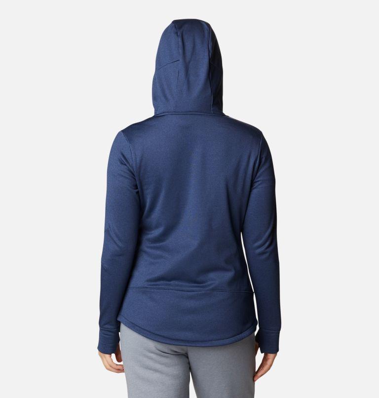 Windgates™ Tech Fleece Hoodie für Frauen Windgates™ Tech Fleece Hoodie für Frauen, back