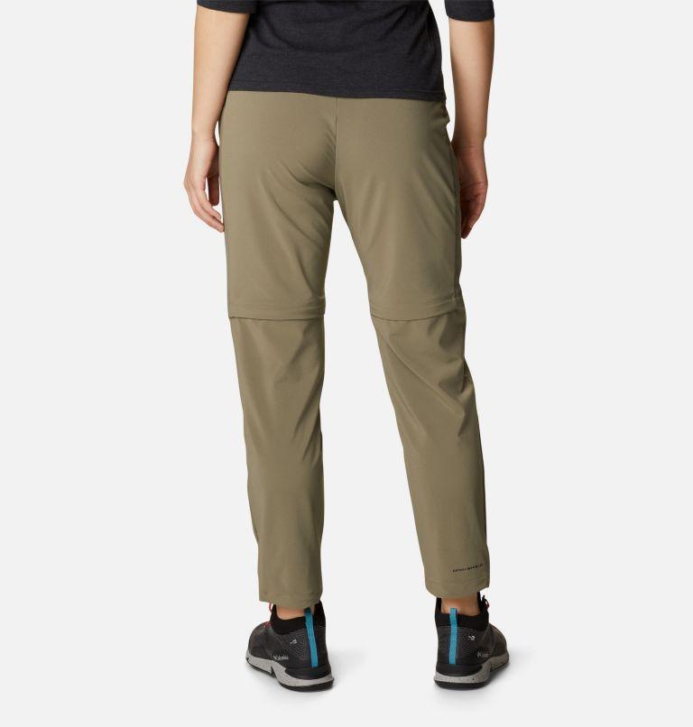 Pleasant Creek™ Convertible Pant | 397 | XL Women's Pleasant Creek™ Convertible Pants, Stone Green, back