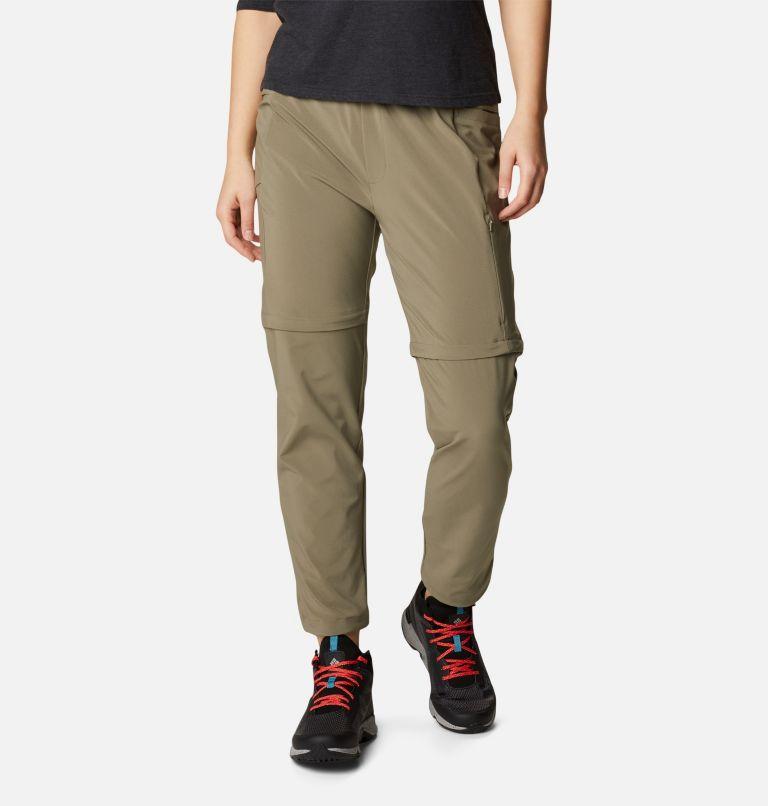 Pleasant Creek™ Convertible Pant | 397 | XL Women's Pleasant Creek™ Convertible Pants, Stone Green, front