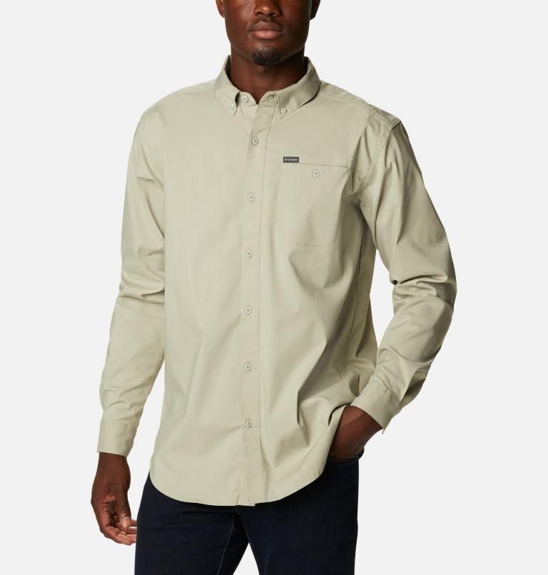 Men's Outdoor Elements™ Chambray II Shirt Men's Outdoor Elements™ Chambray II Shirt, front