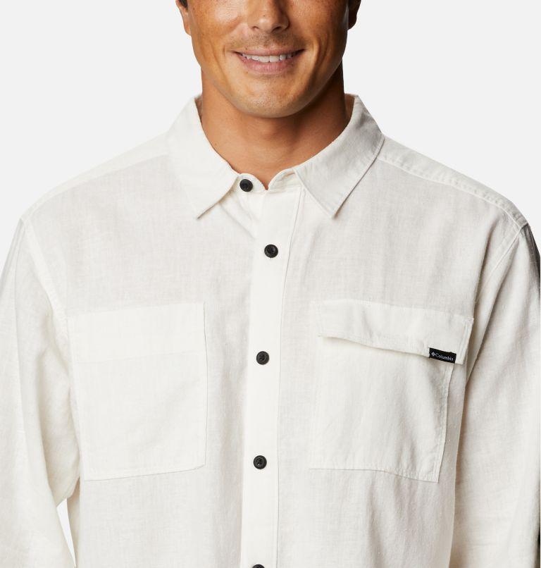Men's Clarkwall™ Hemp Chambray Long Sleeve Shirt Men's Clarkwall™ Hemp Chambray Long Sleeve Shirt, a2