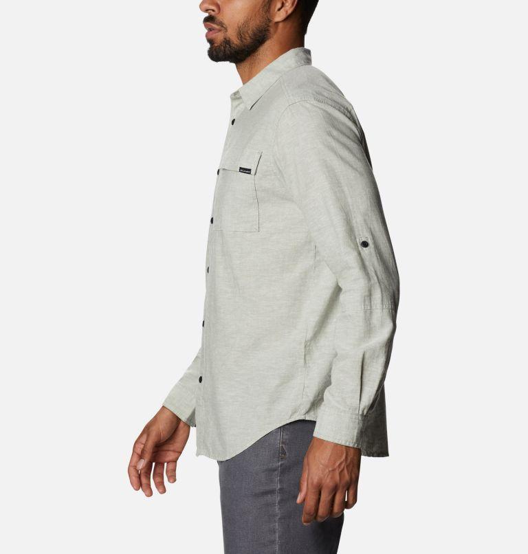 Men's Clarkwall™ Hemp Chambray Long Sleeve Shirt Men's Clarkwall™ Hemp Chambray Long Sleeve Shirt, a1