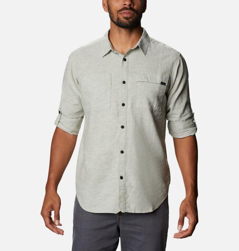 Men's Clarkwall™ Hemp Chambray Long Sleeve Shirt Men's Clarkwall™ Hemp Chambray Long Sleeve Shirt, a3