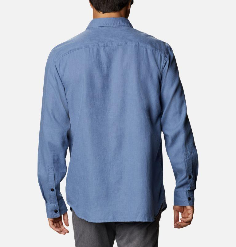 Men's Clarkwall™ Organic Cotton Ripstop Long Sleeve Shirt Men's Clarkwall™ Organic Cotton Ripstop Long Sleeve Shirt, back