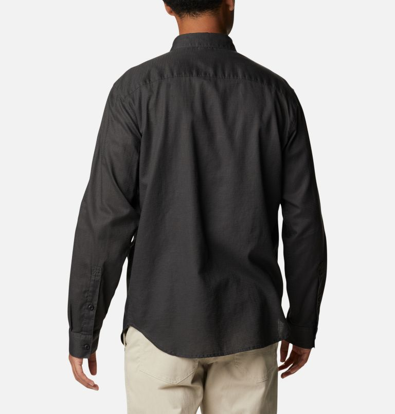 Men's Clarkwall™ Organic Cotton Ripstop Shirt Men's Clarkwall™ Organic Cotton Ripstop Shirt, back