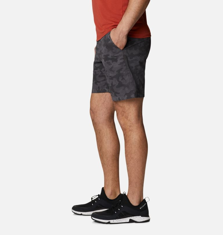 Clarkwall™ Organic Twill Short | 011 | 38 Men's Clarkwall™ Organic Twill Shorts, Shark, a1