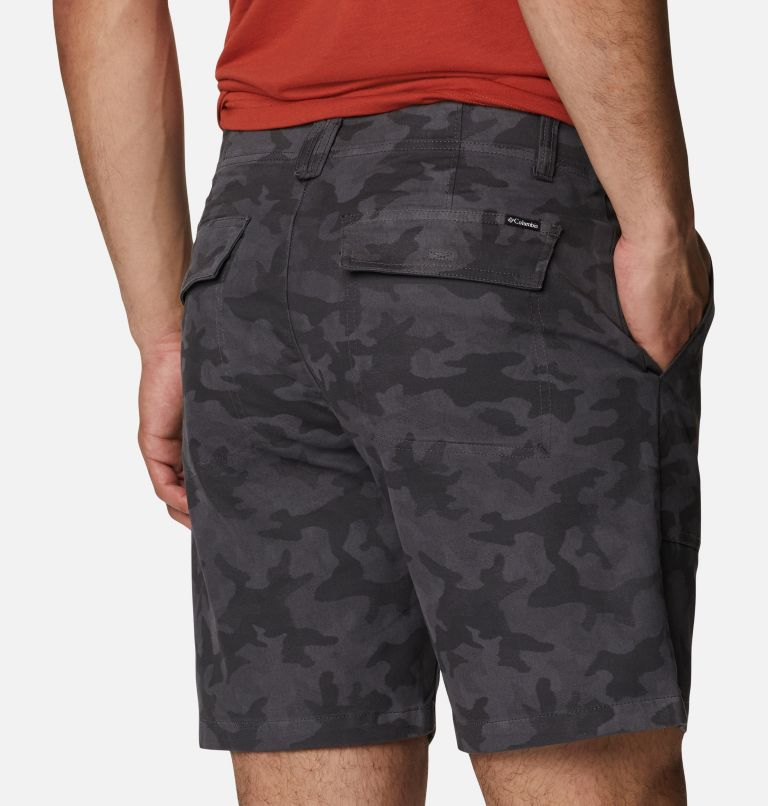 Clarkwall™ Organic Twill Short | 011 | 34 Men's Clarkwall™ Organic Twill Shorts, Shark, a3