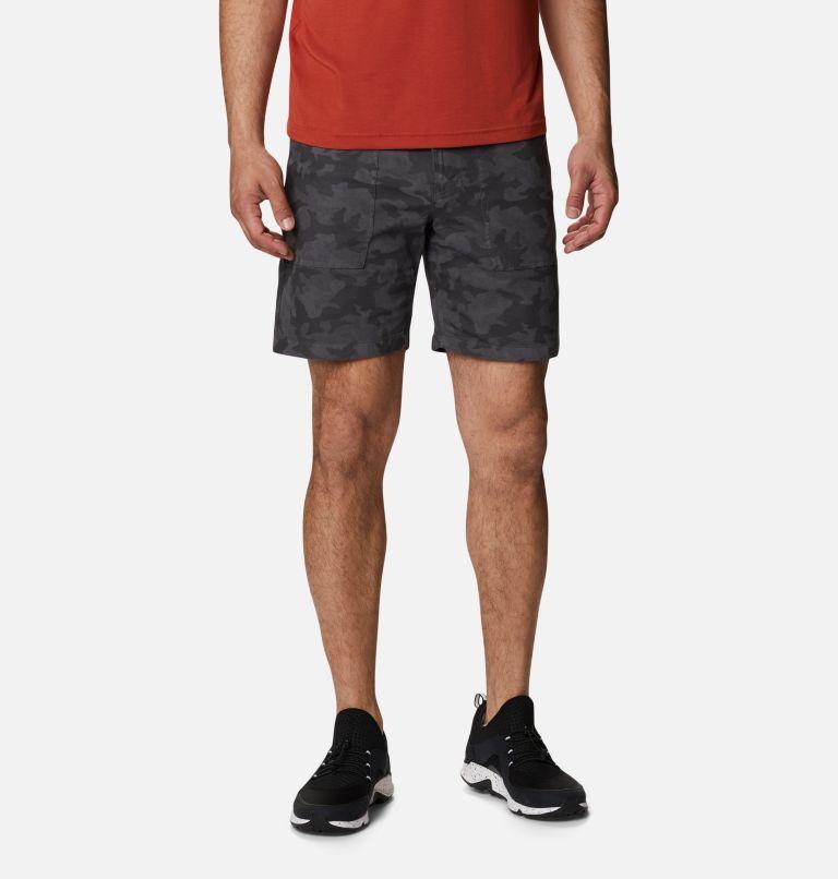 Clarkwall™ Organic Twill Short | 011 | 38 Men's Clarkwall™ Organic Twill Shorts, Shark, front