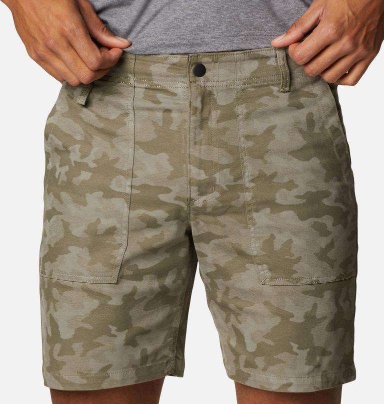 Clarkwall™ Organic Twill Short   397   28 Men's Clarkwall™ Organic Twill Shorts, Stone Green, a2