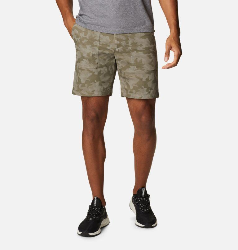 Clarkwall™ Organic Twill Short   397   28 Men's Clarkwall™ Organic Twill Shorts, Stone Green, front