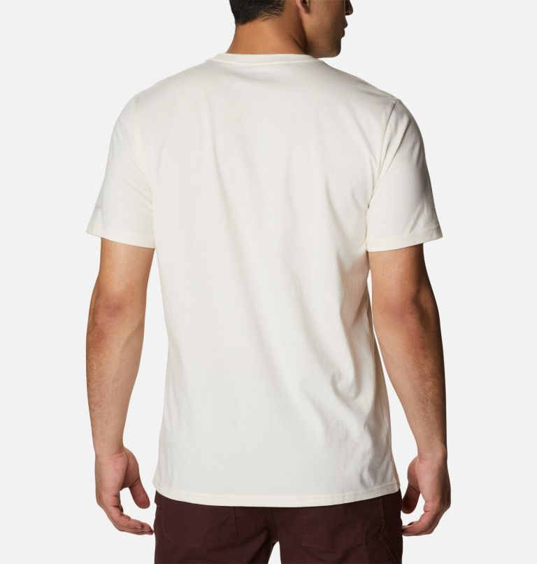 T-shirt en coton biologique Clarkwall™ pour homme T-shirt en coton biologique Clarkwall™ pour homme, back