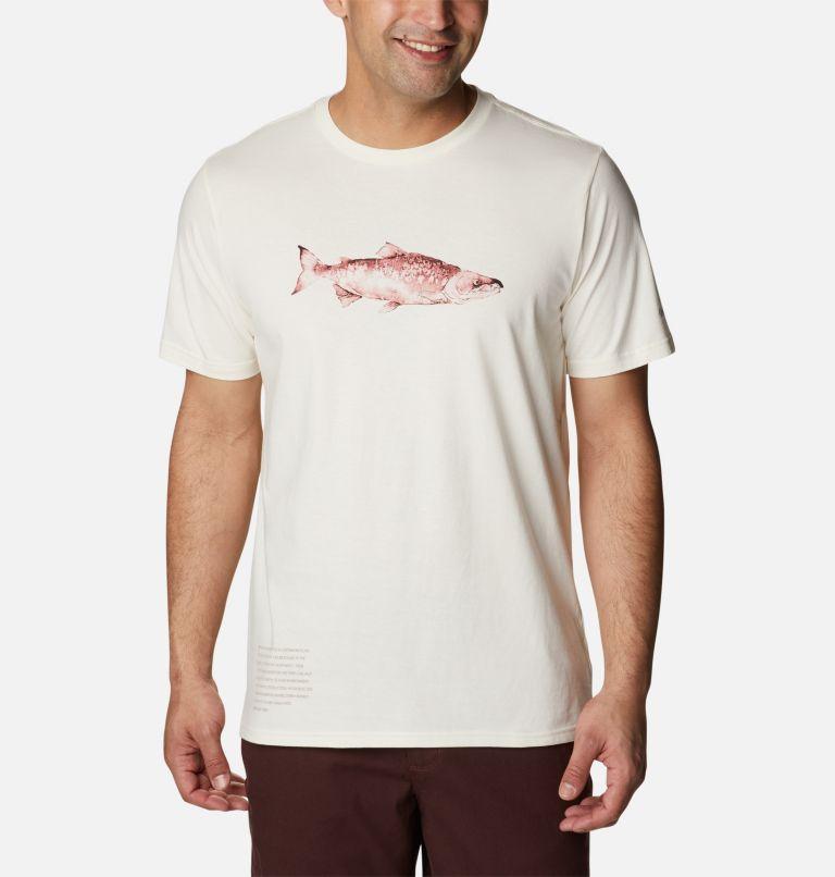 T-shirt en coton biologique Clarkwall™ pour homme T-shirt en coton biologique Clarkwall™ pour homme, front