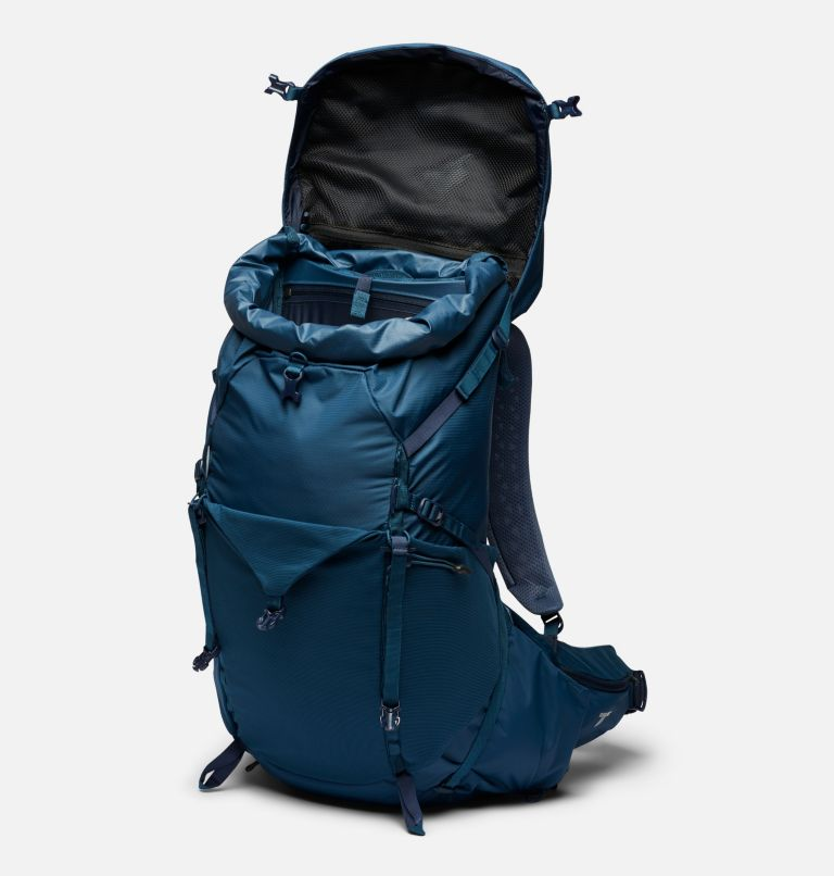 Titan Pass™ 48L Backpack   403   O/S Titan Pass™ 48L Backpack, Petrol Blue, a1