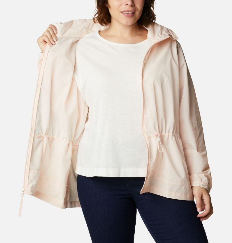 Wild Willow™ Jacket | 886 | 3X Women's Wild Willow™ Jacket - Plus Size, Peach Quartz, a3