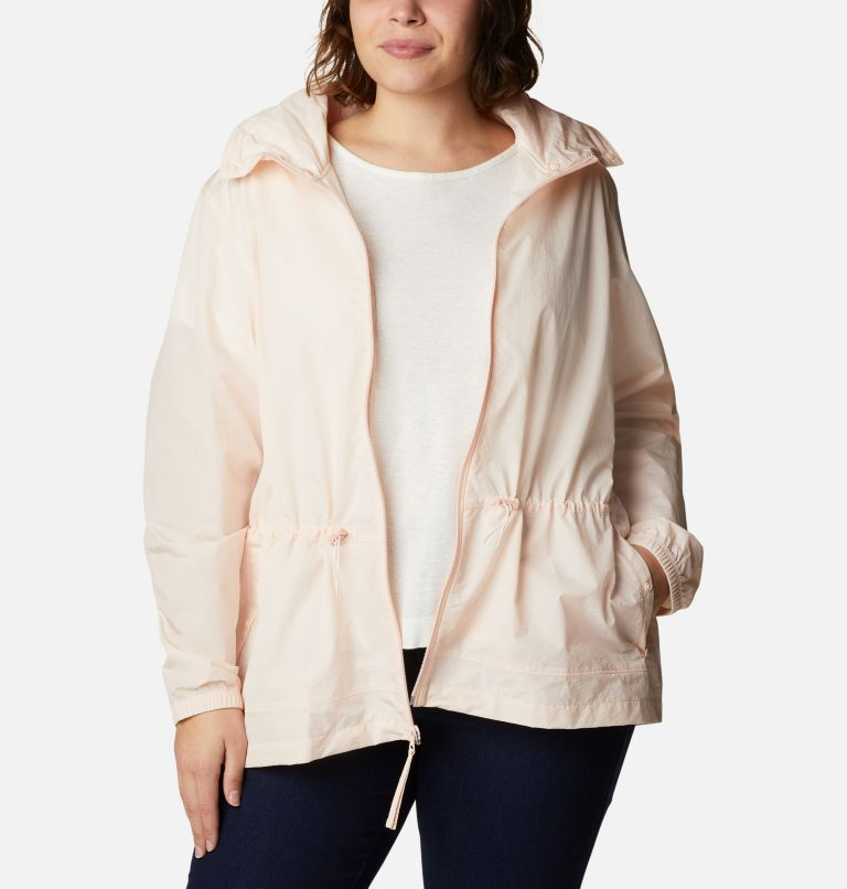 Wild Willow™ Jacket | 886 | 3X Women's Wild Willow™ Jacket - Plus Size, Peach Quartz, a5