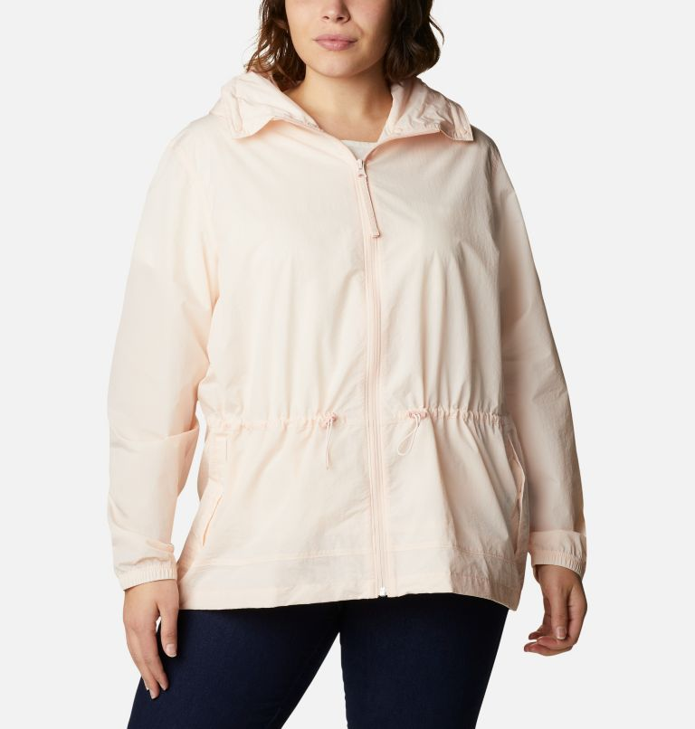 Wild Willow™ Jacket | 886 | 3X Women's Wild Willow™ Jacket - Plus Size, Peach Quartz, front
