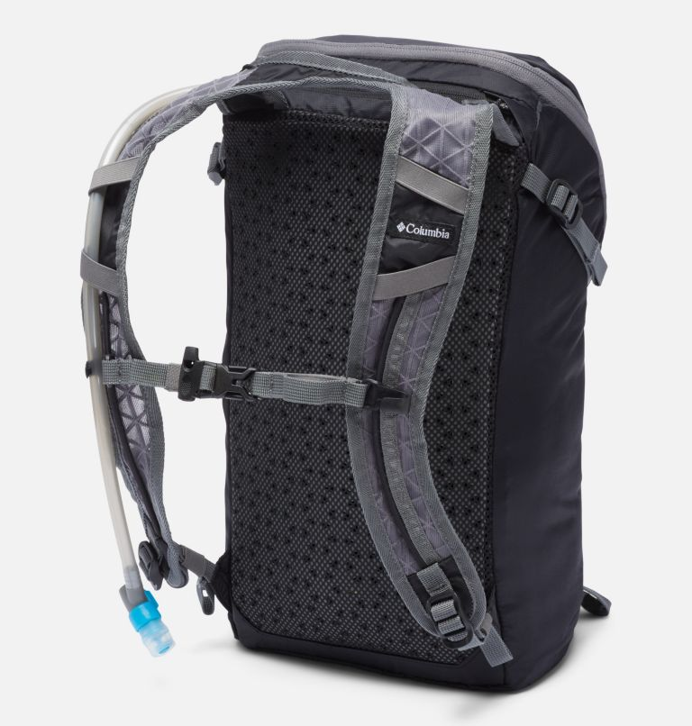 Maxtrail™ 16L Backpack with Reservoir | 010 | O/S Maxtrail™ 16L Backpack with Reservoir, Black, back