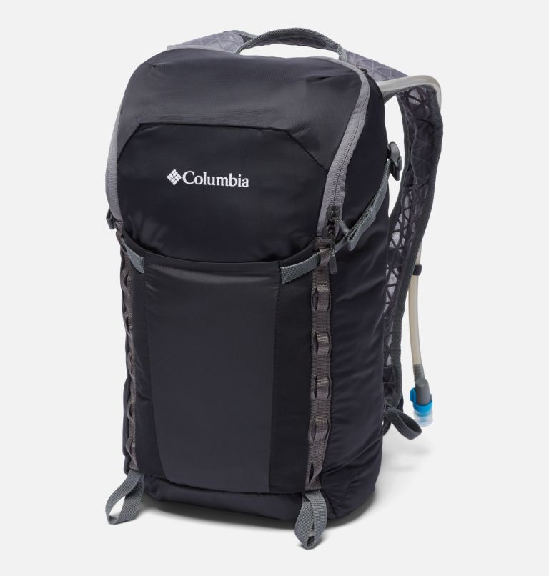 Maxtrail™ 16L Backpack with Reservoir | 010 | O/S Maxtrail™ 16L Backpack with Reservoir, Black, front