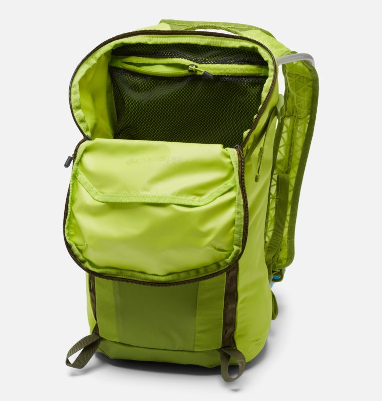 Maxtrail™ 16L Backpack with Reservoir | 386 | O/S Maxtrail™ 16L Backpack with Reservoir, Bright Chartreuse, Matcha, a1