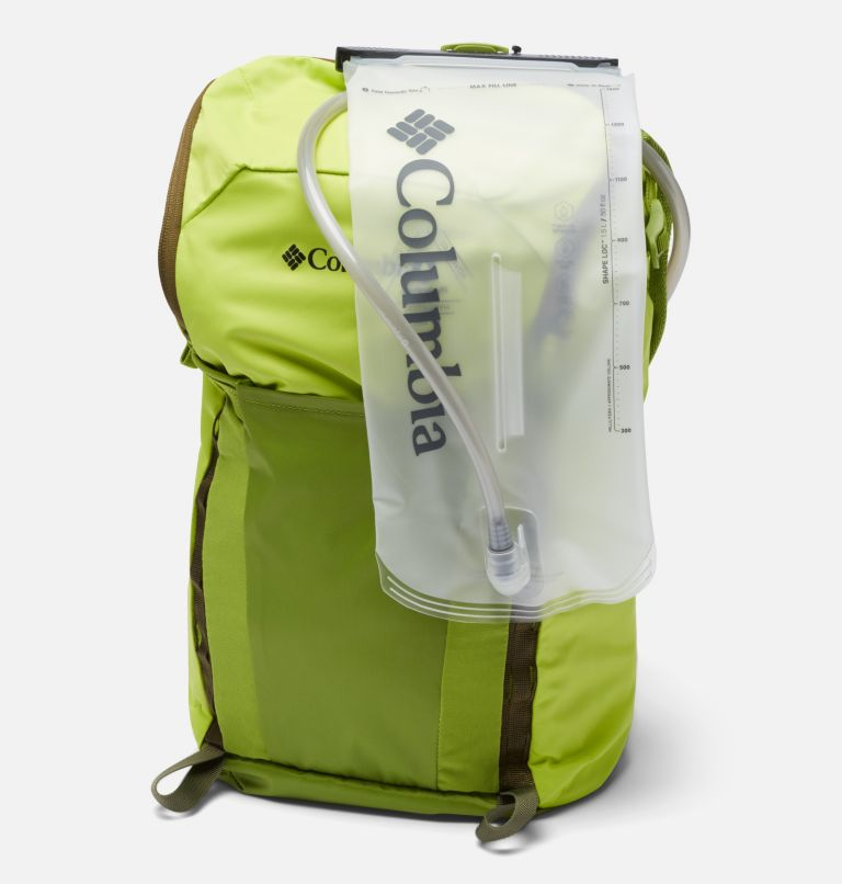 Maxtrail™ 16L Backpack with Reservoir | 386 | O/S Maxtrail™ 16L Backpack with Reservoir, Bright Chartreuse, Matcha, a2