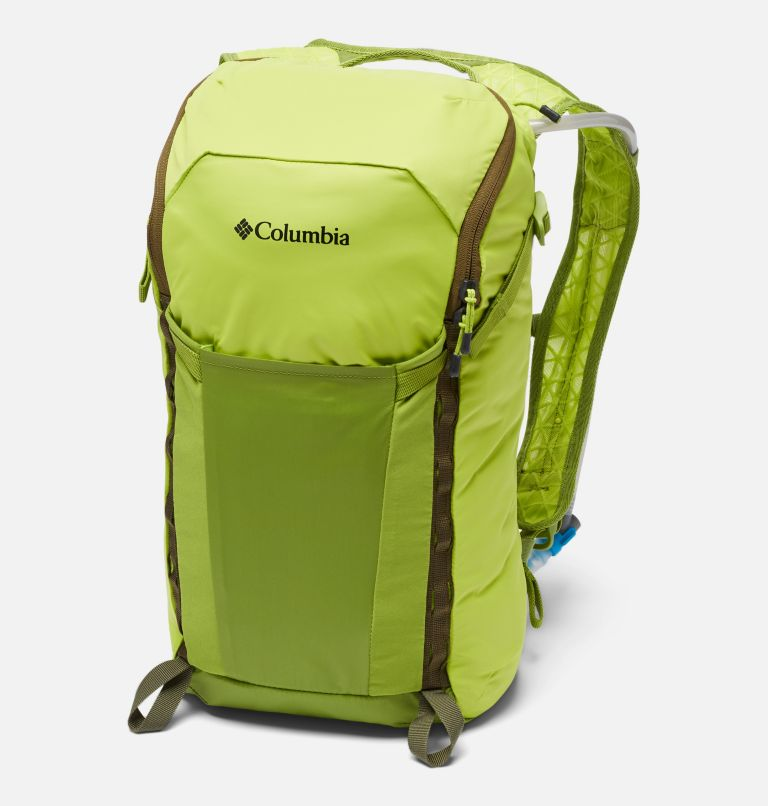 Maxtrail™ 16L Backpack with Reservoir | 386 | O/S Maxtrail™ 16L Backpack with Reservoir, Bright Chartreuse, Matcha, front