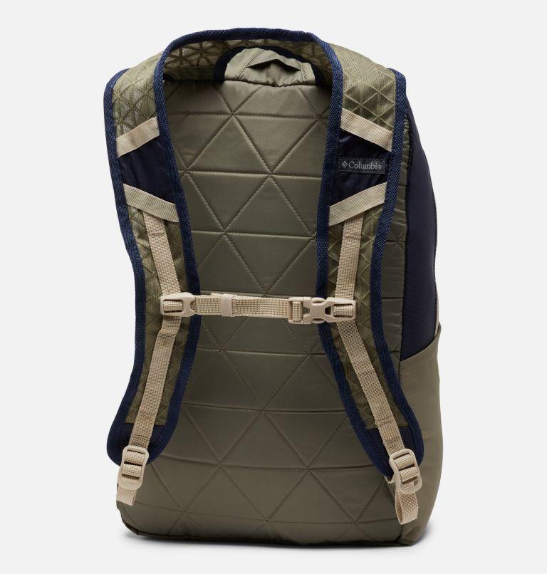 Tandem Trail™ 16L Backpack | 464 | O/S Unisex Tandem Trail™ 16L Backpack, Collegiate Navy, Stone Green, back