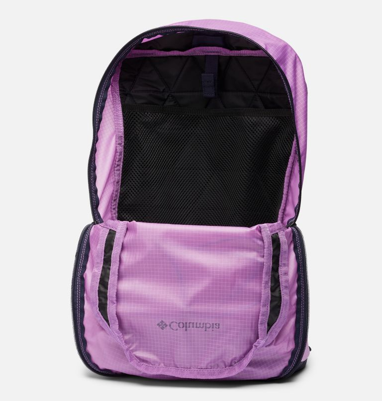Tandem Trail™ 16L Backpack | 605 | O/S Unisex Tandem Trail™ 16L Backpack, Blossom Pink, Dark Nocturnal, a1