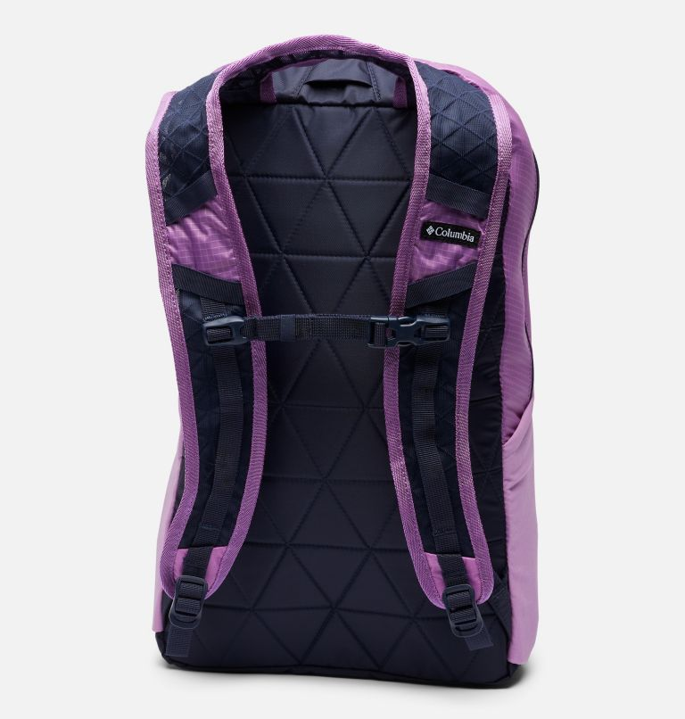 Tandem Trail™ 16L Backpack | 605 | O/S Unisex Tandem Trail™ 16L Backpack, Blossom Pink, Dark Nocturnal, back