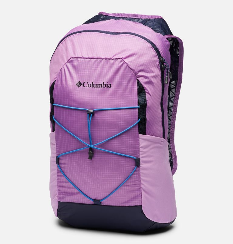 Tandem Trail™ 16L Backpack | 605 | O/S Unisex Tandem Trail™ 16L Backpack, Blossom Pink, Dark Nocturnal, front