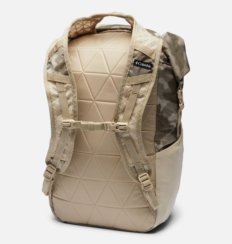 Tandem Trail™ 22L Backpack | 271 | O/S Unisex Tandem Trail™ 22L Backpack, Ancient Fossil Spotted Camo, back