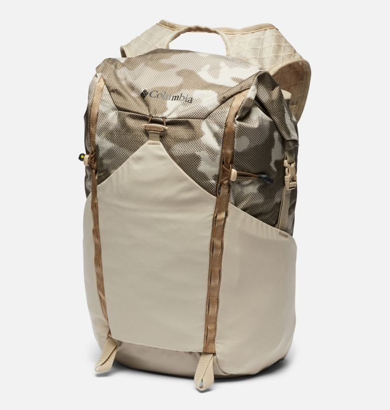 Tandem Trail™ 22L Backpack | 271 | O/S Sac à Dos 22L Tandem Trail™ Unisexe, Ancient Fossil Spotted Camo, front