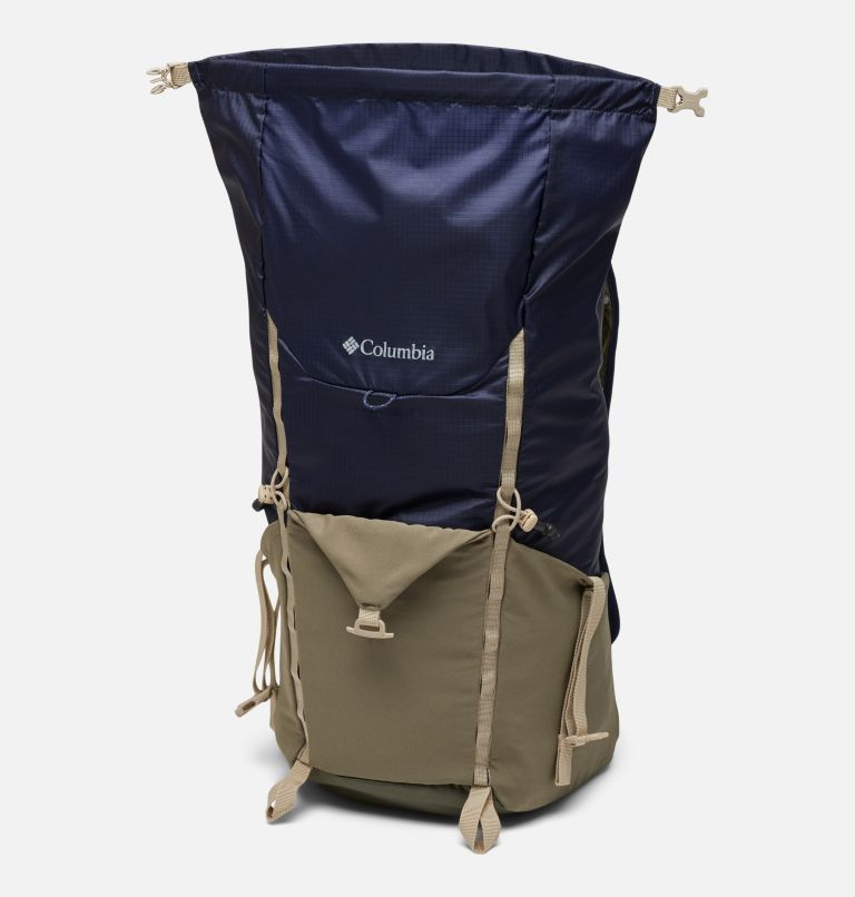 Tandem Trail™ 22L Backpack   464   O/S Unisex Tandem Trail™ 22L Backpack, Collegiate Navy, Stone Green, a1