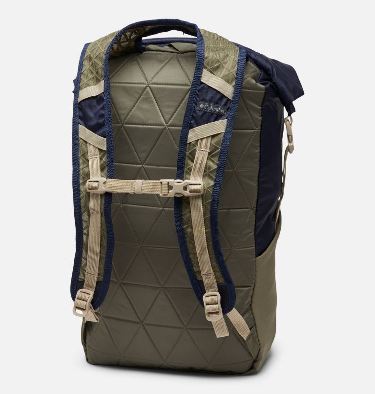 Tandem Trail™ 22L Backpack | 464 | O/S Sac à Dos 22L Tandem Trail™ Unisexe, Collegiate Navy, Stone Green, back